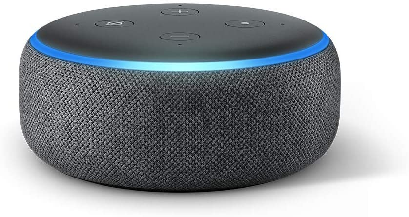 4. Echo Dot 3rd Generation affordable alternative for smart tech lovers- $29.99