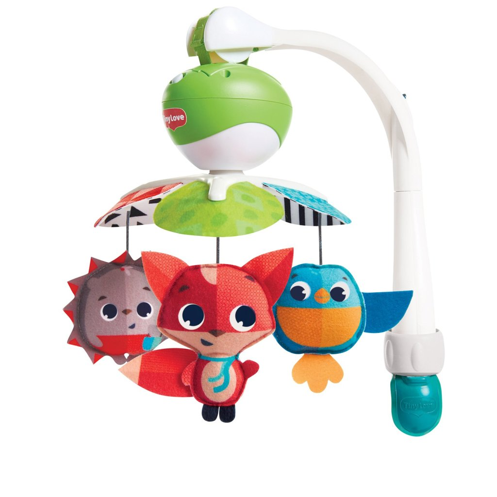2. Portable mobile babies will love- $19.99